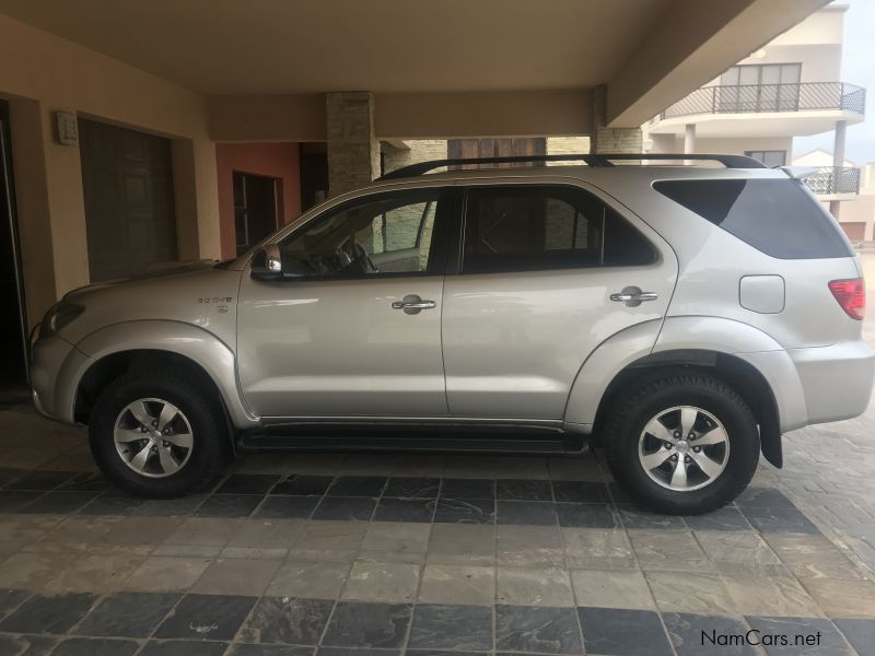 Pre-owned Toyota Fortuner D4D 3.0 for sale in