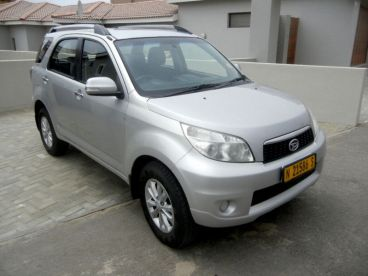 Pre-owned Daihatsu Terios 1.5 7-seater 4x4 for sale in