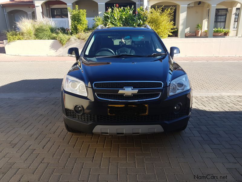 Pre-owned Chevrolet Captiva LTZ 3.2l V6 for sale in