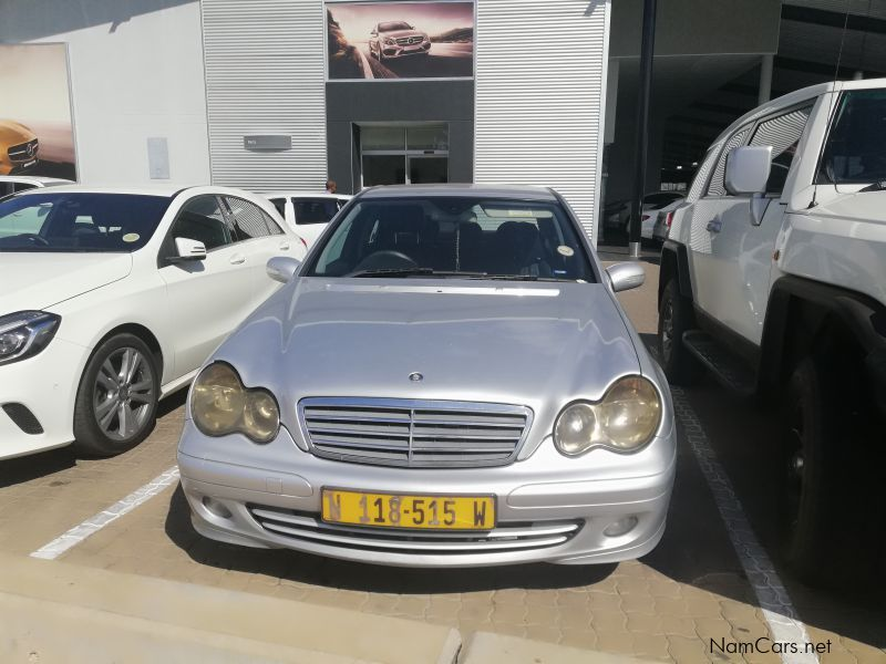 Pre-owned Mercedes-Benz C270 for sale in