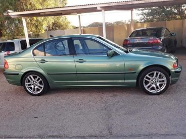 Pre-owned BMW E46 203 model for sale in