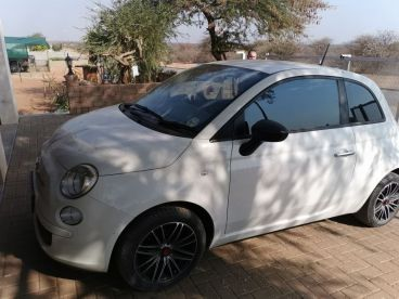 Pre-owned Fiat 500 for sale in