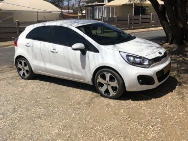 Pre-owned Kia Rio 1.4 Tec Man for sale in