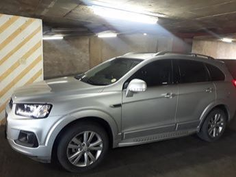 Pre-owned Chevrolet Captiva for sale in