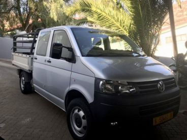 Pre-owned Volkswagen Transporter 4 Motion TDi LWB for sale in