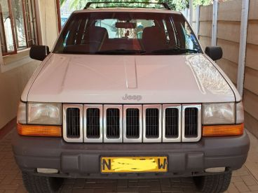 Pre-owned Jeep Grand Cheroker for sale in