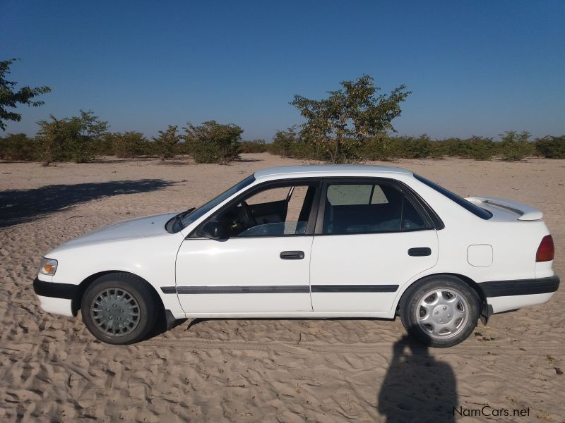 Pre-owned Toyota Corolla 4A for sale in