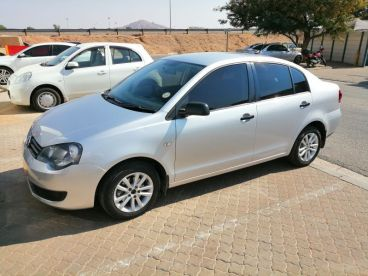 Pre-owned Volkswagen Polo Vivo Sedan 1.6 TL for sale in