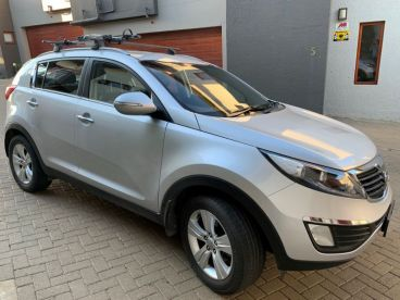Pre-owned Kia Sportage Ignite 2.0 for sale in
