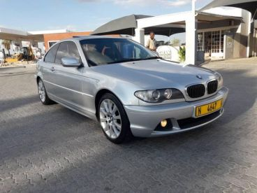 Pre-owned BMW 325CI E46 for sale in