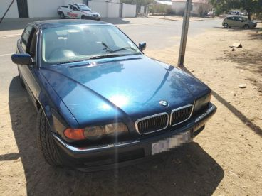 Pre-owned BMW 750 iL V12 for sale in