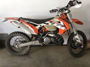 Pre-owned KTM E-XC 250 for sale in
