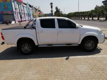 Pre-owned Toyota Hilux, Dakar for sale in