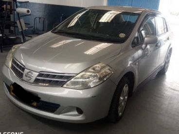 Pre-owned Nissan Tida 1.5 2011 for sale in