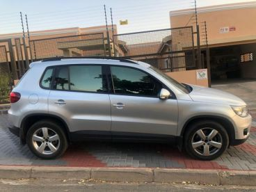 Pre-owned Volkswagen Tiguan 2.0 TDI for sale in