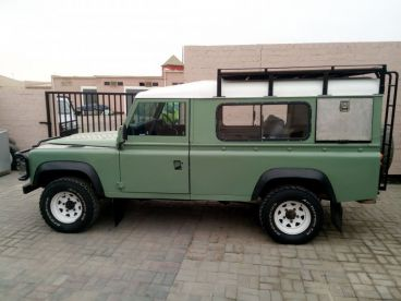 Pre-owned Land Rover Defender 3.5 V8 for sale in