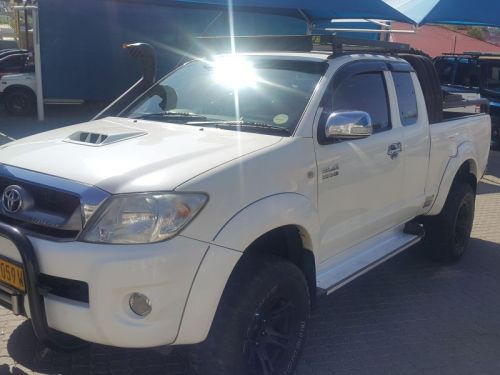 Used Toyota Hilux vigo for sale in Windhoek