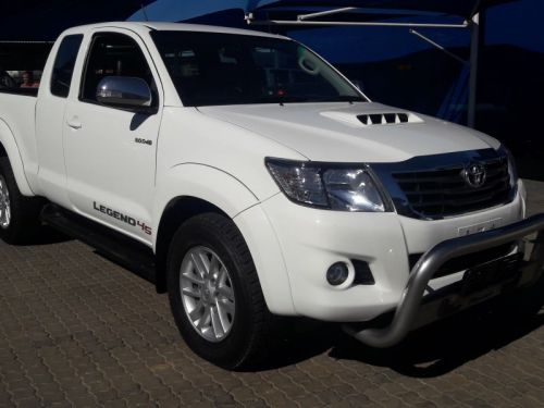 Used Toyota 3.0 d4d legend45 for sale in Windhoek