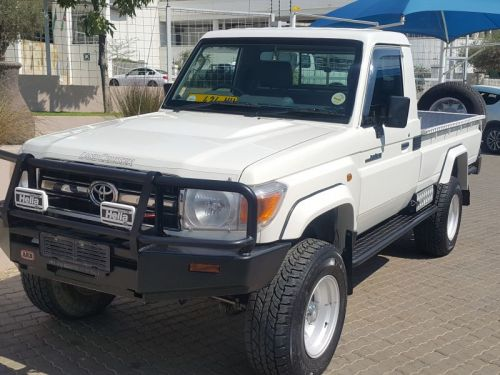 Used Toyota Landcruiser for sale in Windhoek