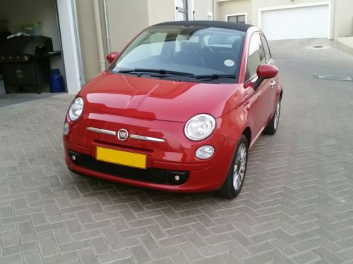 Used Fiat 500 1.2 CABRIOLET for sale in Windhoek