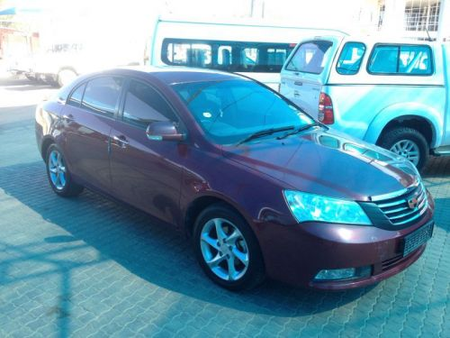 Used Geely EMGRAND EC7 for sale in Windhoek