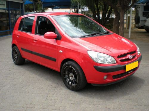 Used Hyundai Getz 1.4i (Local) for sale in Windhoek
