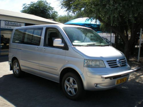 Used Volkswagen T5 CARAVELLE 2.5TDI 4MOTION for sale in Windhoek