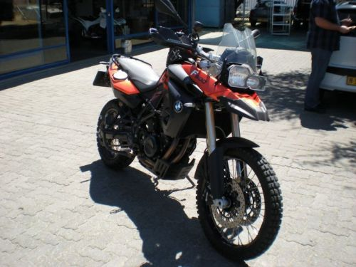 Used BMW F800 GS for sale in Windhoek