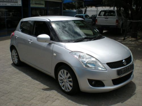 Used Suzuki Swift 1.4 gls (local) for sale in Windhoek