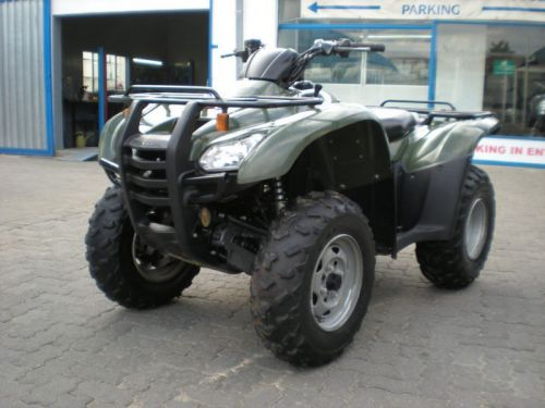 Used Honda TRX 420 Fourtrax Quad 4x4 for sale in Windhoek