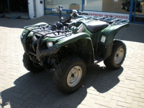 Used Yamaha Grizzly 550 4x4 for sale in Windhoek