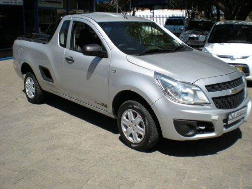 Used Chevrolet Utility 1.4i Club for sale in Windhoek