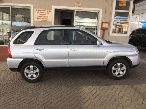 Used Kia sportage 2.0 A/T for sale in Windhoek