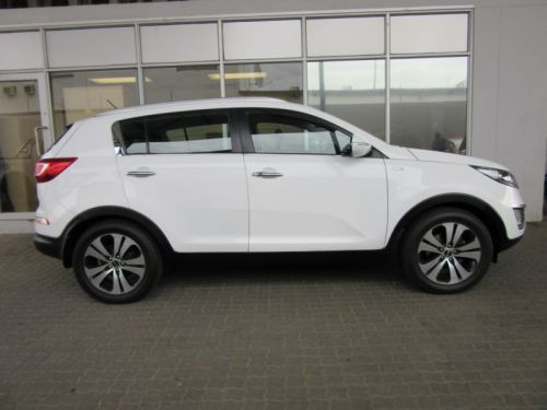 Used Kia Sportage 2.0 AWD for sale in Windhoek