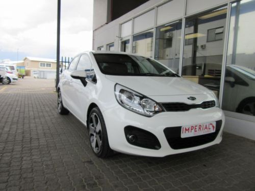 Used Kia Rio 1.4 Tec 5dr for sale in Windhoek