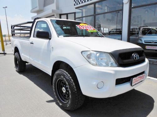 Used Toyota Hilux 2.5 D4D SRX S/C 4x4 for sale in Swakopmund