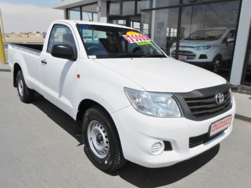 Used Toyota Hilux 2.5 D4D S/C LWB for sale in Swakopmund