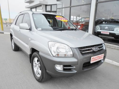 Used Kia Sportage 2.0 A/T 4X4 for sale in Swakopmund