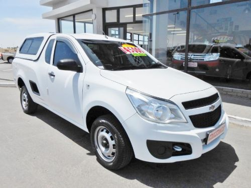 Used Chevrolet Corsa Utility 1.4 base + A/C for sale in Swakopmund