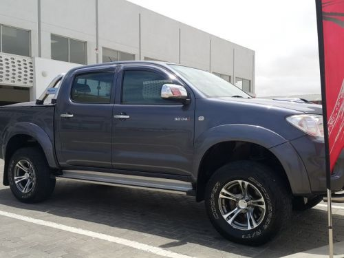 Used Toyota Hilux 3.0 D4D D/Cab 4x4 Raider for sale in Swakopmund