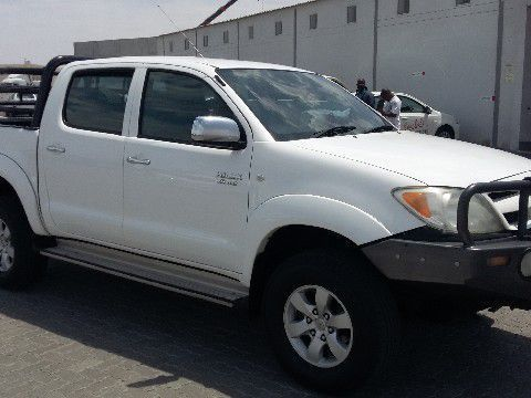 Used Toyota Hilux 4.0 V6 D/Cab Auto 4x4 in Namibia