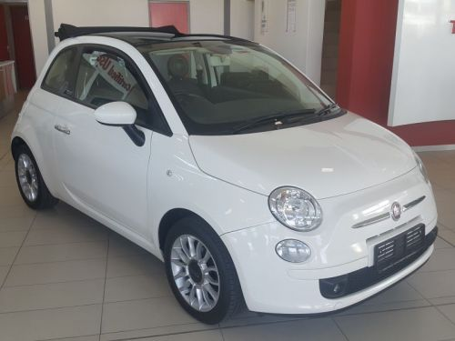 Used Fiat 500 1.2 Cabriolet in Namibia