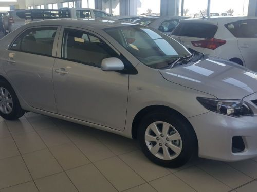 Used Toyota Corolla 1.6 Quest Plus in Namibia
