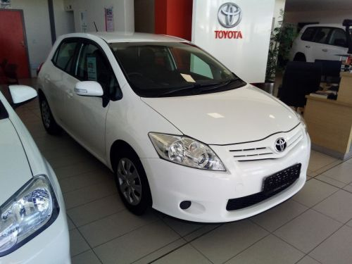 Used Toyota Auris 1.3 X in Namibia