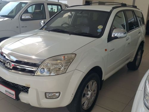 Used GWM Hoover 2.4 in Namibia
