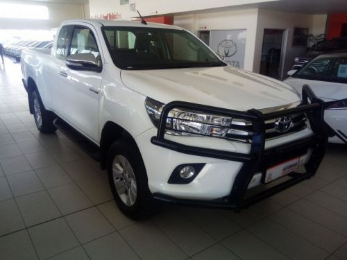 Used Toyota Hilux 2.8 GD6 Xtra Cab 4x4 Raider in Namibia