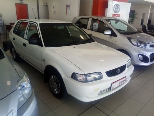 Used Toyota Tazz 1.3 for sale in Swakopmund