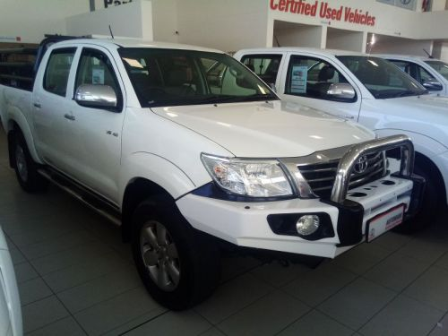 Used Toyota Hilux 4.0 V6 D/Cab Auto 4x4 for sale in Swakopmund