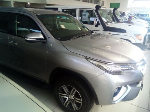 Used Toyota Fortuner 2.8 GD6 4x2 for sale in Swakopmund