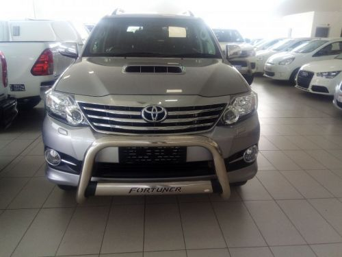 Used Toyota Fortuner 3.0 D4D 4x4 in Namibia